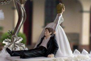 no mantenimento per matrimonio breve