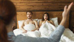 tradimento separazione divorzio