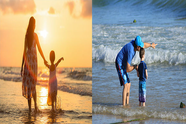 vacanze estive genitori separati